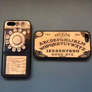 Accessories - BUNDLE OF 2 iPhone 5 Cases